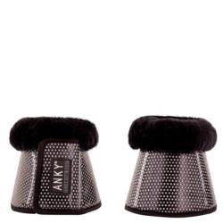 Kaloszki ANKY Bell Boot Climatrole z owczym futrem