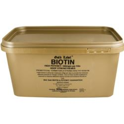 Biotin Gold Label biotyna 900g