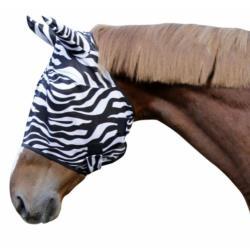 Maska ochronna przed muchami  Zebra  Covalliero