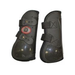 Ochraniacze skokowe na kołeczki przód Tattini