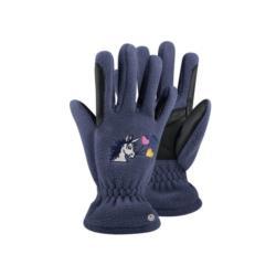 Rękawiczki polarowe dziecięce ELT Lucky Carla
