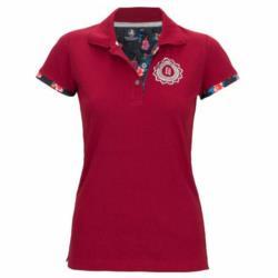 Koszulka polo EQ.QUEEN Geraldine 21SS